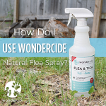 How Do I Use Wondercide Natural Flea Spray?