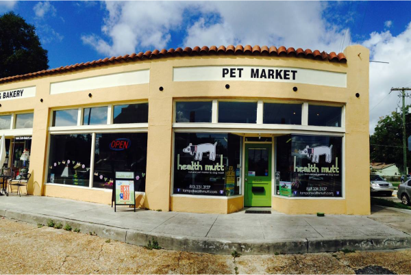 Health Mutt Pet Market and Dog Wash