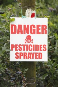 Danger Pesticides