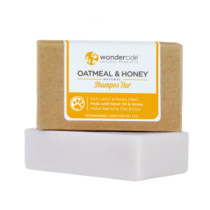 Oatmeal & Honey Shampoo Bar