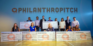 Philanthropitch